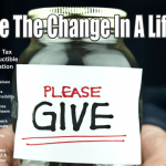 Please Give Change