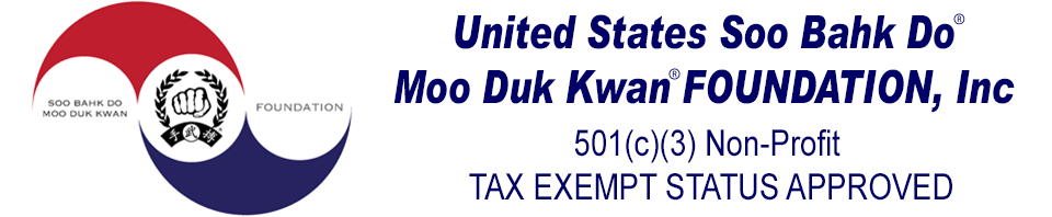 United States Soo Bahk Do Moo Duk Kwan FOUNDATION, Inc.